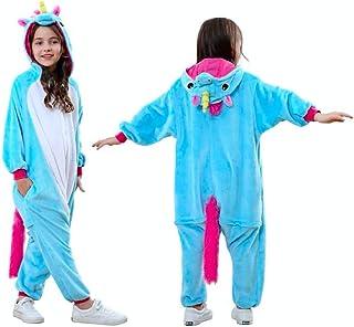 b01ae7ef11 Jammies For Parties Animal Pajamas for Kids Unisex Cosplay Jumpsuit  Sleepwear Costume