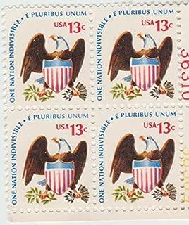 13 cent eagle stamp
