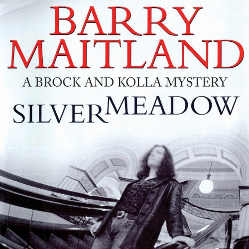Silvermeadow audiobook cover art