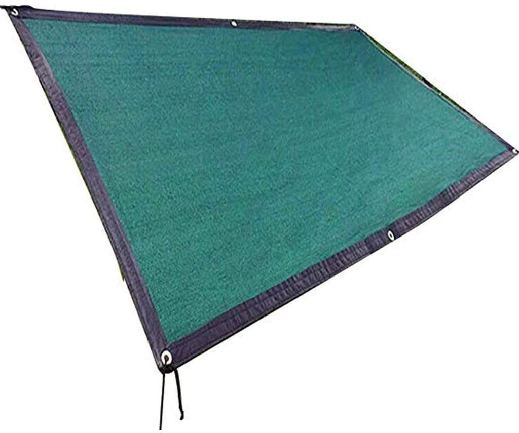 Desconocido Pergola Sombrilla Red Protector Solar Aislamiento Polietileno Cifrado Mirador Transpirable Verde Oscuro - 21 Tamaño Opcional (Tamaño: 3x4M): Amazon.es: Jardín