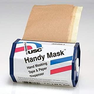 U. S. Chemical & Plastics Handy Mask Refill Rolls 15/Display Box (USC-38082)
