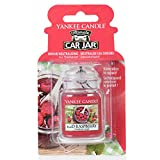 Yankee Candle 1521592E Deodoranti per Auto, Car Vaso Ultimate, Red Raspberry
