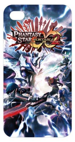 Custodia per cellulare iPhone4 SOTOGAWA Phantasy Star Portable 2 Infinity corrispondente principale visiva (japan import)