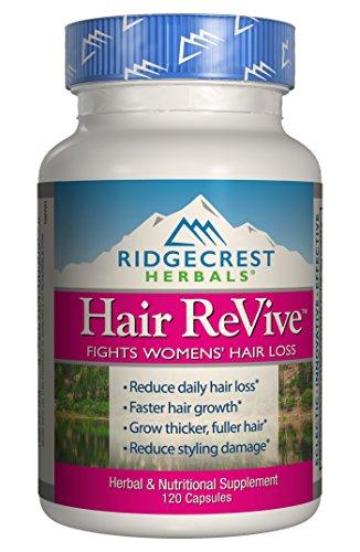 Ridgecrest Herbals Hair ReVive, Hai…