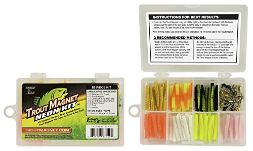Trout Magnet Neon Kit