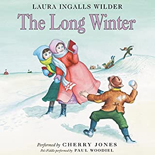 The Long Winter audiobook cover art