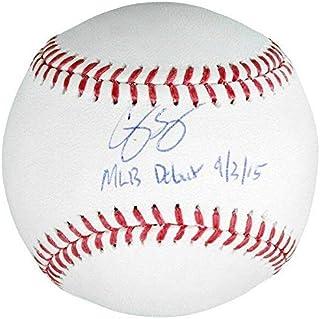 COREY SEAGER Autographed Dodgers