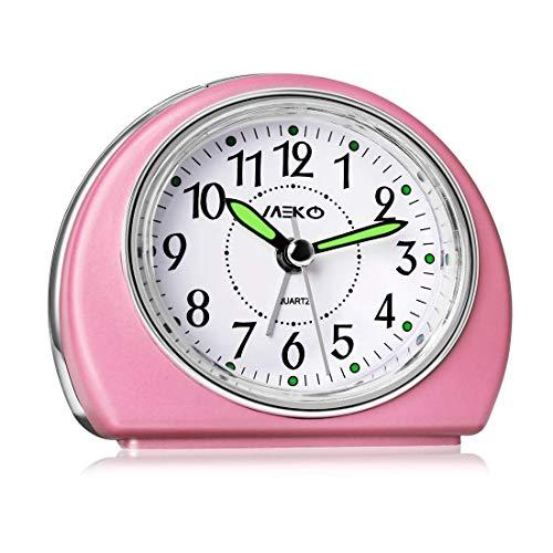 despertador rosa fabricante MEKO