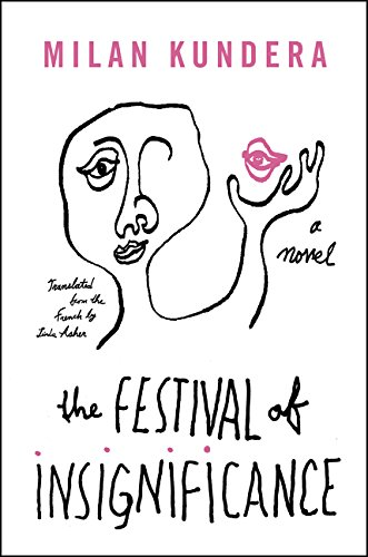 Image of The Festival of Insignificance: A Novel