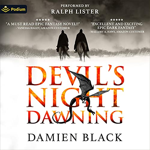 Devil's Night Dawning cover art