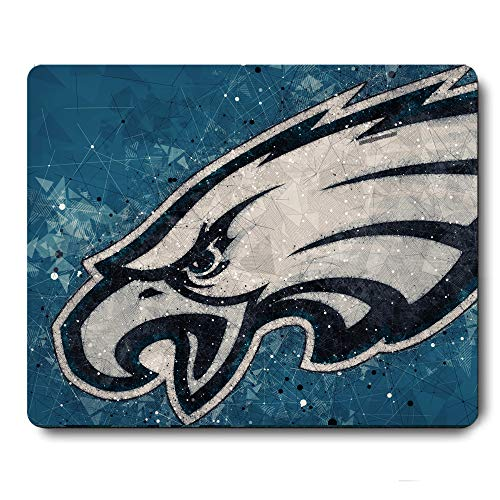 DGUXMY The Huge Eagle Head in The Sky Printting Unique Design Gaming Mouse Pad