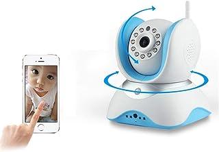 HJWL Vigilancia ExteriorCámara HD inalámbrica for el hogar Monitor de Bebe Cámara Web de Millones de HD Tecnología Plug and Play Soporte de Red P2P Adecuado for una Variedad de escenarios