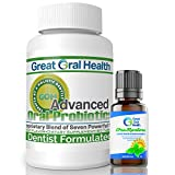 Oral Probiotics for The Mouth and OraRestore Mouth Oil ~ Bad Breath Treatment Duo!