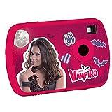 Lexibook DJ017CV - Fotocamera Digitale 1.3MP Chica Vampiro, design Daisy O'Brian, Schermo LCD, memoria 624 immagini, Viola