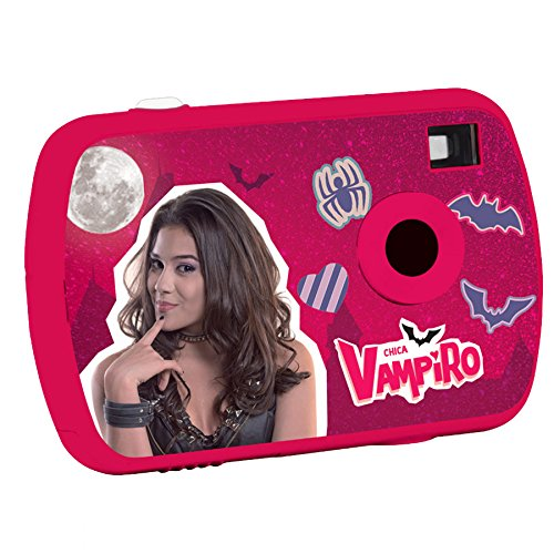 Chica Vampiro Cámara Digital de 1.3 MP (Lexibook DJ017CV)