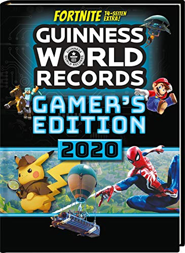 Guinness World Records Gamer's Edition 2020: Deutschsprachige Ausgabe