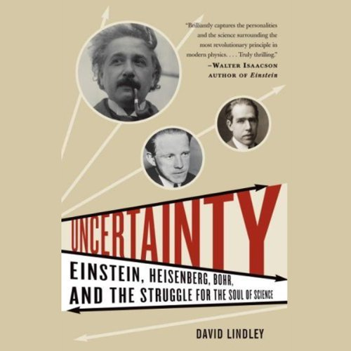 Uncertainty audiobook cover art