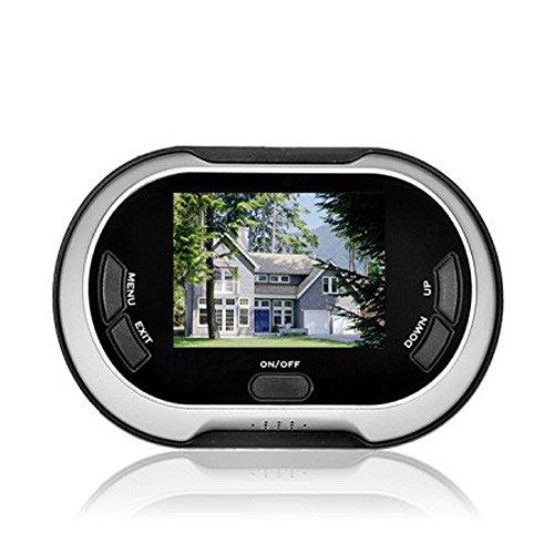Saver Digital de 3.5Pulgadas Cámara de Seguridad visión del Puerta de Vídeo...