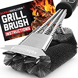 12 Best Grill Cleaners to Buy in 2020 - Reviews 4