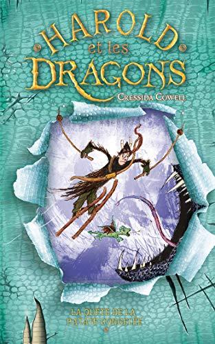 Harold et les dragons - Tome 4 - La quête de la patate congelée