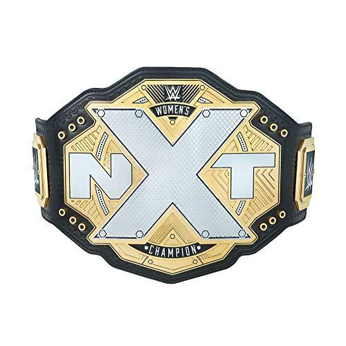 WWE Authentic Wear NXT Women's Championship Replica Title Belt (2017) Multi
