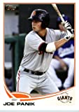2013 Topps Pro Debut Baseball Rookie Card #219 Joe Panik NM-MT or better. rookie card picture
