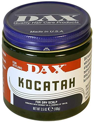 DAX Soin Apaisant pour le Cuir Chevelu à l'Huile de Noix de Coco et à l'Huile de Cade Kocatah 100g - Kocatah Dry Scalp Relief 3,5oz