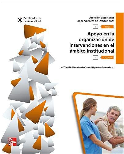 CERT - Apoyo en la organizacion de intervenciones en el ambito instituci onal.Libro certificados