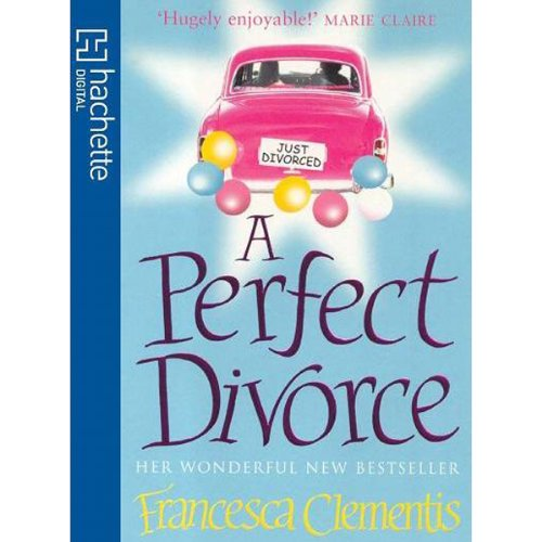 A Perfect Divorce audiobook cover art