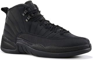 huge selection of e90a8 ae3a9 Jordan Nike Men s Air 12 Retro Winter Black BQ6851-001 (Size  ...