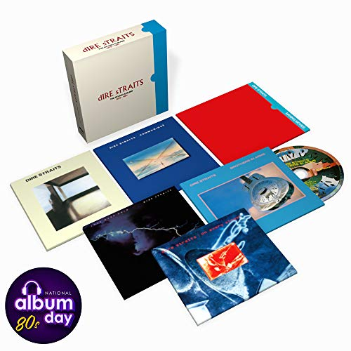 The Studio Albums 1978-1991 (Ltd. 6CD Box)