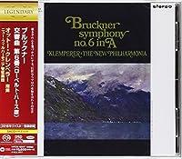 Bruckner: Symphony No.6 in a by Otto Klemperer (2015-12-02)