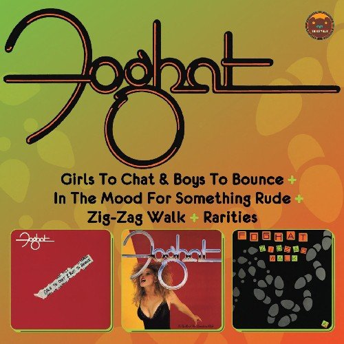 Girls to Chat+Boys to Bounce & in the Mood for Som