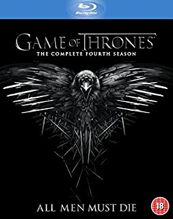 Game of Thrones - Season 4 2015  Region Free