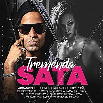 Tremenda Sata (Dominican Remix)