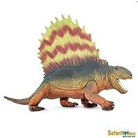 Safari Ltd. Prehistoric World - Dimetrodon - Phthalate Lead and BPA Free - For Ages 3+ [並行輸入品]