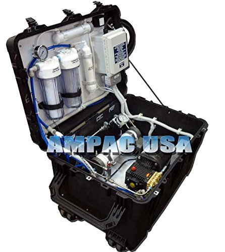 Portable Desalination - 200 GPD Freshwater From Seawater