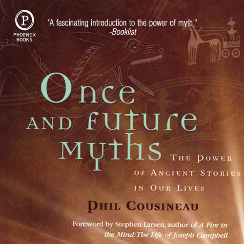 Once and Future Myths audiobook cover art