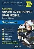 Concours Sapeur-pompier professionnel caporal -2020/21- Concours externe, sapeur-pompier volontaire - Concours externe, sapeur-pompier volontaire (SPV) (2020-2021)