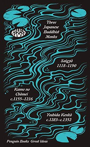 Three Japanese Buddhist Monks (Penguin Great Ideas)