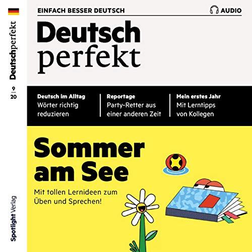 Deutsch perfekt Audio 9/2020 Titelbild