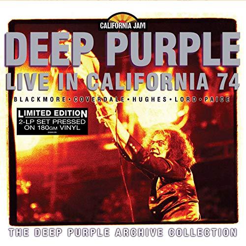 Cal Jam - Live In California '74 [Vinyl LP]