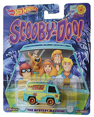 Hot Wheels 50th Years Scooby Doo The Mystery Machines