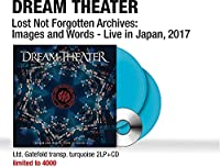 Lost Not Forgotten Archives: Images and Words-Live in Japan [Transparent Turquoise]