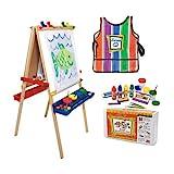 Melissa & Doug MD93096 Easel & Paint Accessory Kit