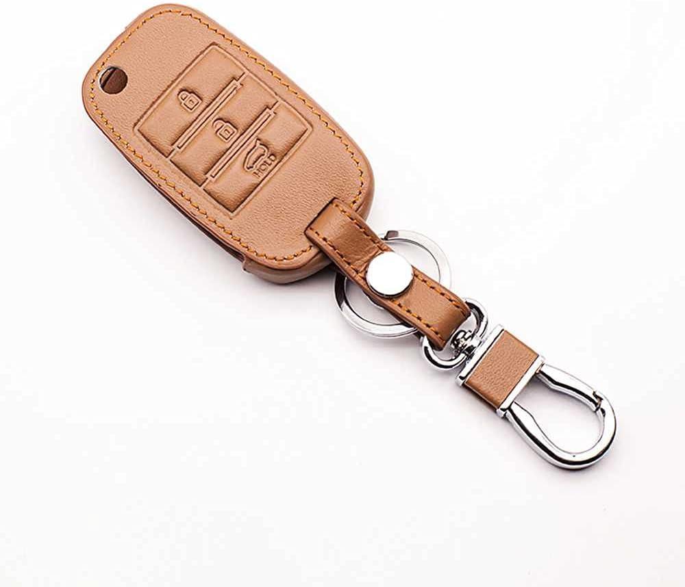 Alternative dealer FLJKCT Car Key case Cover Fit for Washington Mall Cerat Sportage Kia Rio QL Ceed