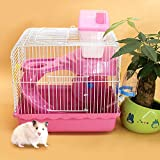 Shoze 2 Tiers Gorgeous Hamster Mouse Cage Storey Fantasia Hamster Cage Castle Gerbil Cage Small Hamster Cage