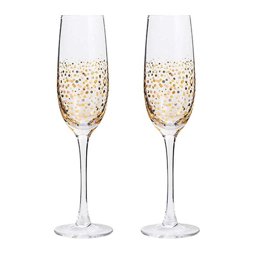 スクラップ入射空港不滅のパーソナライズされたクリスタルガラス大赤ワインのガラスセット2、モダンなクリエイティブホームパーティーキャンプワイングラスの魅力 ウォーターカップ (Size : 170ml)