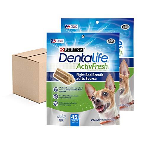 Purina DentaLife ActivFresh Daily Oral Care Mini Dog Chews