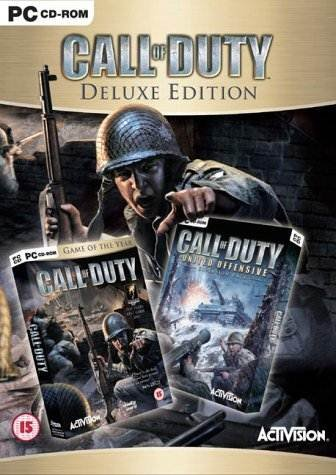 Photo of CALL OF DUTY DELUXE PC